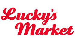 Luckys Market logo
